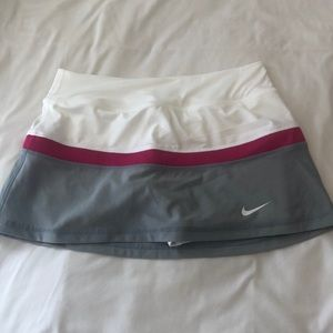 Nike tennis short skirt